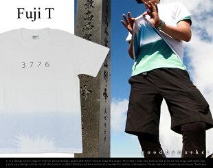 FUJIT/フジTシャツgoodbymarket/グッバイマーケットFUJI富士山富士ふじフジシャツ服