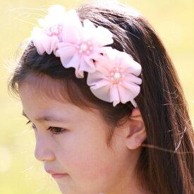 【新作】フラワーガール キッズ アクセサリー 結婚式子供花かんむり mhd1283 子供アクセサリー