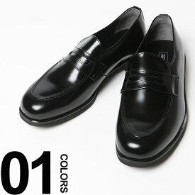 大きいサイズ メンズ VITTORIO VENETO (ヴィットリオヴェネット) 日本製 防滑 甲高6E 抗菌防臭 コインローファー 男性 ビジネス ビジネスシューズ 靴 シューズ シンプル