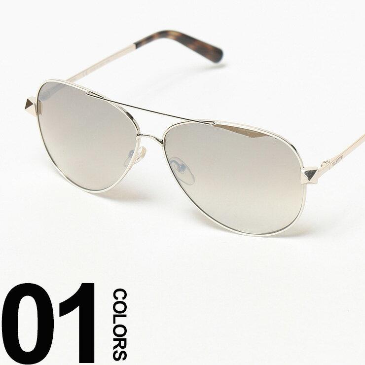 ヴァレンティノ Valentino ロゴ ティアドロップ サングラスブランド メンズ 男性 カジュアル ギフト プレゼント ラッピング 贈り物 眼鏡 メガネ VL117103 【zenonline】