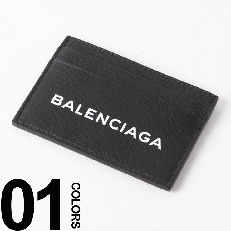 バレンシアガ BALENCIAGA カードケース パスケース レザー ブランド メンズ レディース 名刺入れ 定期入れ BC505054DLQHN
