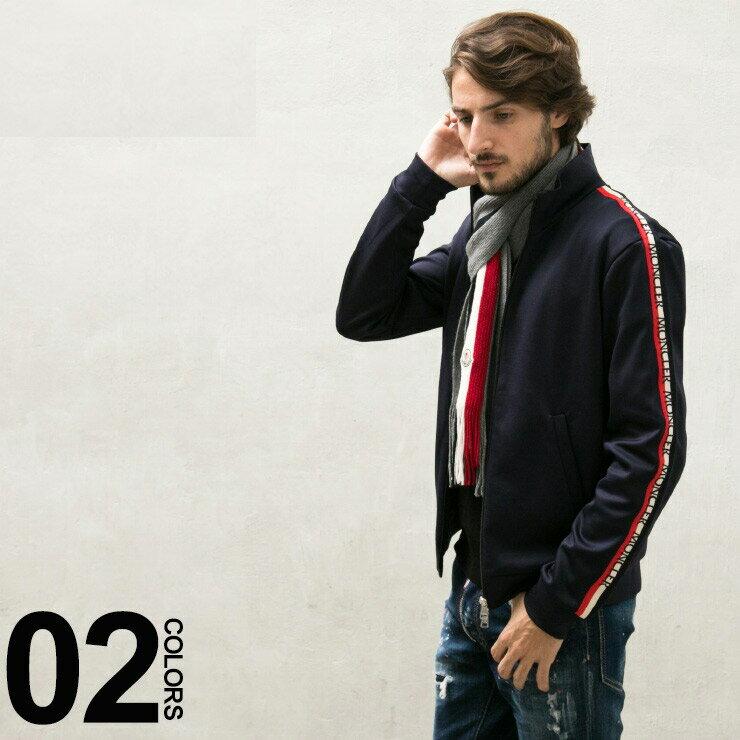 モンクレール MONCLER トラックジャケット ジャージ 袖ロゴライン メンズ MC84201008299R ブランド