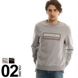 モンクレール MONCLER スウェット トレーナー ロゴ 刺繍 メンズ ブランド MC803885080984