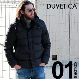 デュベティカ DUVETICA ダウンジャケット パーカー enda エンダ ブランド メンズ アウター ストレッチリップストップナイロン フード DVENDA