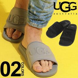 アグ オーストラリア UGG Australia サンダル スライド ロゴ シャワーサンダル XAVIER GRAPHIC ブランド メンズ ビーチサンダル UGG1102709