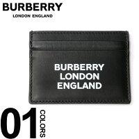 02950a7a61cd PR バーバリー BURBERRY パスケース レザー ロゴ プリント カー.
