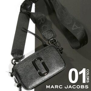 マーク ジェイコブス MARC JACOBS バッグ ダブル Jロゴ ショルダー スナップショット DTM バッグ ブラック ブランド レディース レザー MJLM0014867001