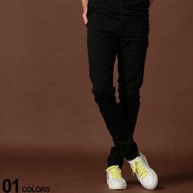 ディースクエアード DSQUARED2 ブラックデニム ストレッチ ボタンフライ ジーンズ Slim Jeans スリム ブランド メンズ ボトムス ジーパン デニムパンツ D2LB0666S39781 SALE_3_a