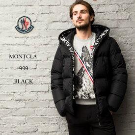 モンクレール ダウン メンズ MONCLER ダウンジャケット ナイロン パーカー フード ロゴ MONTCLA モンクラ ブランド アウター ブルゾン MCMONTCLAR9