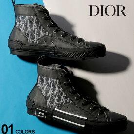 クリスチャン ディオール Christian Dior スニーカー ハイカット トロッター柄 ロゴ テクニカルファブリック DIOR OBLIQUE ブランド メンズ 靴 シューズ CD3SH118YJP SALE_4_a
