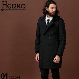 ヘルノ ダウン メンズ HERNO コート トレンチコート パーカー フード Herno Laminar GORE-TEX ゴアテックス ブランド アウター HRPI113UL11121