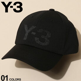 Y-3 ワイスリー キャップ ロゴ マジックテープ アジャスター ブランド メンズ 帽子 アディダス Yohji Yamamoto Y3FH9290