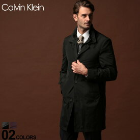 カルバンクライン コート Calvin Klein CK 中綿ライナー スタンドカラー ブランド メンズ アウター CKMUNSON9F