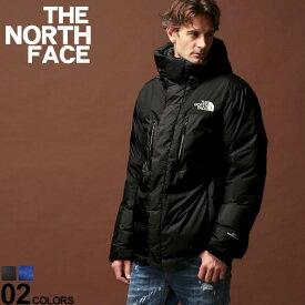 ノースフェイス ダウン メンズ THE NORTH FACE ダウンジャケット パーカー ゴアテックス ヒマラヤン HIMALAYAN GORE-TEX ブランド メンズ アウター フード NFT93L2L9F