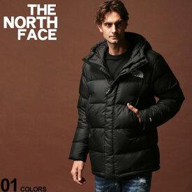 ノースフェイス ダウン メンズ THE NORTH FACE ダウンジャケット パーカー デトフォード DEPTFORD ブランド メンズ アウター ダウン ブルゾン フード NFT93MJL