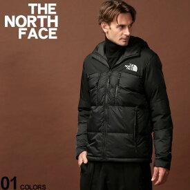 ノースフェイス ダウン メンズ THE NORTH FACE ダウンジャケット パーカー ヒマラヤン ライト HIMALAYAN LIGHT DOWN ブランド メンズ アウター ダウン ライトダウン NFT93OED