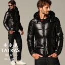 タトラス メンズ ダウンジャケット TATRAS ナイロン フード パーカー ベルボ BELBO BLACK 黒 ブランド アウター ブルゾン TRMTAT20A4562 SALE_2_a