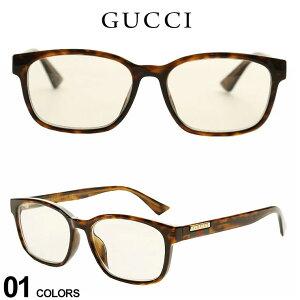 グッチ メンズ GUCCI ロゴ ウェリントン オプティカル デミ セルフレーム ブランド レディース 眼鏡 伊達メガネ アイウェア GCOP0749OA002 SALE_6_c