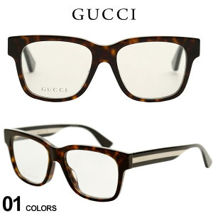 グッチ メンズ GUCCI ロゴ ウェリントン オプティカル デミ セルフレーム ブランド 眼鏡 伊達メガネ アイウェア GCOP0342OA002 SALE_6_c