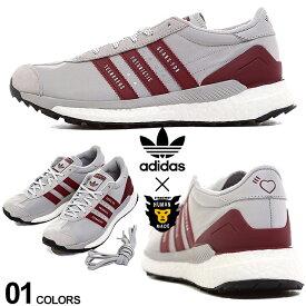 adidas Originals by HUMAN MADE アディダスオリジナルス ヒューマンメイド ハート ローカット スニーカー Country Free Hiker HM ブランド メンズ カントリー ADS42974