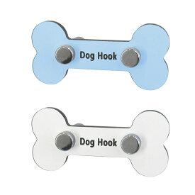 在庫保有分は即日発送OK リードフック プレートシリーズ ボーン 屋内設置 小型犬 中型犬 大型犬