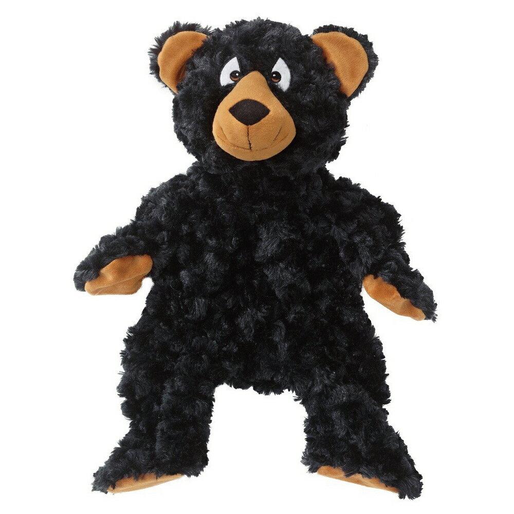 犬のおもちゃ 犬用 DOGGLES ドグルスマウンテンラスカル ベアー Bear 熊 クマ Bottle Toy 玩具 ドッグトイ お散歩 しつけ 訓練 ぬいぐるみ 音が鳴る なき笛 海外直輸入 ブランド / 小型犬 中型犬 大型犬
