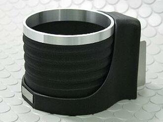 アルカボドリンク & pocket holder / drink holder AUDI TT(8J) (right-hand-drive car)  black / ring cup type AL-A204BS (Okinawa, remote island impossibility)