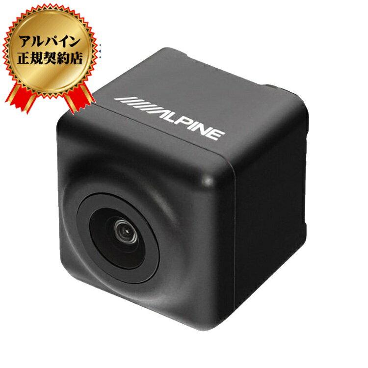 ALPINE/アルパイン ノア/ヴォクシー/エスクァイア専用バックビューカメラパッケージ (黒) HCE-C1000D-NVE 4958043123988