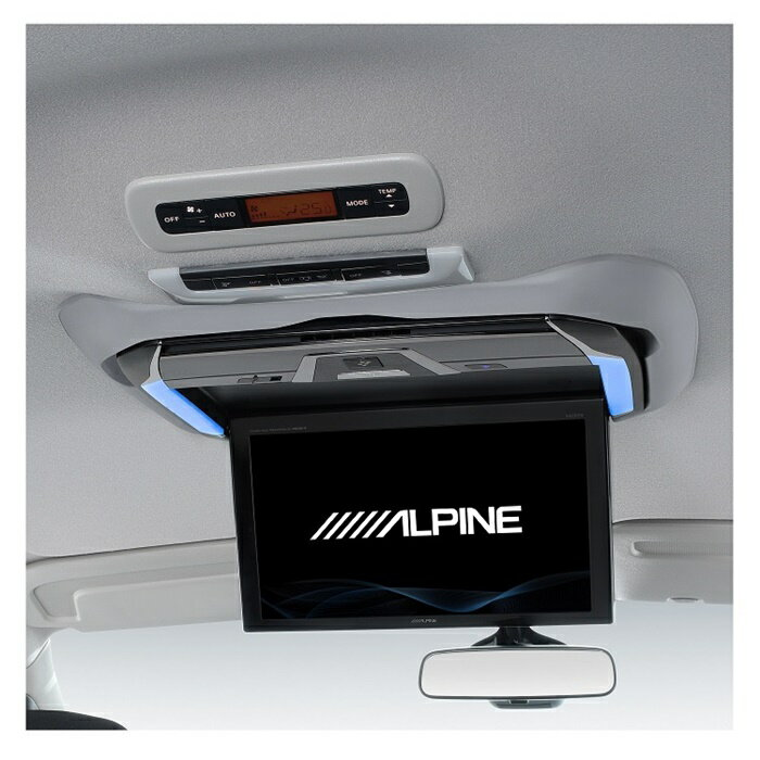 ALPINE/アルパイン セレナ専用 12.8型リアビジョン用パーフェクトフィット KTX-N1005VG 4958043282494