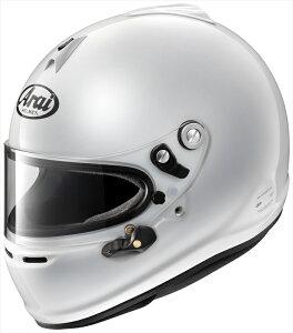 【送料無料】Arai/アライ 四輪用ヘルメット GP-6S 8859 (54) 白 cLc構造 4530935426904