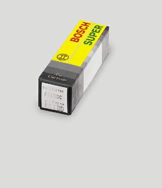 BOSCHジャパン正規品 スーパー スパークプラグ ZGR6STE2 Ni-Yttrium 品番0242140507