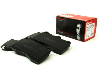 Brembo Brembo brake pads black HONDA civic EK3 year 95 / 9 〜 00 / 09 product # P28 024 front
