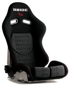 BRIDE/ブリッド リクライニングシート STRADIA2 スーパーアラミド製ブラックシェル ブラックロゴ ロークッション/スーパーアラミド製 _G33HZR