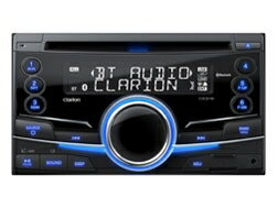 Clarion クラリオン 2DIN Bluetooth/CD/MP3/WMAレシーバー CX315 4961033518664