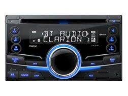Clarion クラリオン 2DIN Bluetooth/CD/MP3/WMAレシーバー CX315 4961033518664
