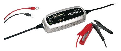 CTEK/シーテック バイク・自動車用12Vバッテリー充電&メンテナンスツール 4.3A MXS5.0JP(バッテリーチャージャー メンテナー ゼンリン 充電器 カーバッテリー おすすめ 充電器 充電 通販 楽天 JS3300後継品)