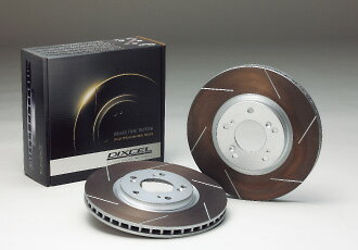DIXCEL/ディクセル ブレーキディスクローター HS リア用 ミツビシ LEGNUM レグナム 年式98/8〜00/04 型式EA3W EC3W HS345 8088S 24ST