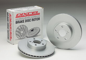 DIXCEL/ディクセル ブレーキディスクローター PD リア用 ミツビシ LEGNUM レグナム 年式98/8〜00/04 型式EA3W EC3W PD345 8088S 24ST