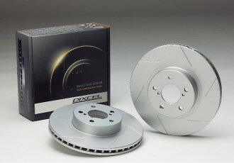 DIXCEL/ディクセル ブレーキローター SD リア   ミツビシ アウトランダー 15/07〜 GG2W PHEV SD345 6038S