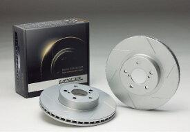 DIXCEL/ディクセル ブレーキディスクローター SD フロント用 ミツビシ PAJERO IO パジェロ イオ 年式98/6〜 型式H76W SD341 1092S TURBO