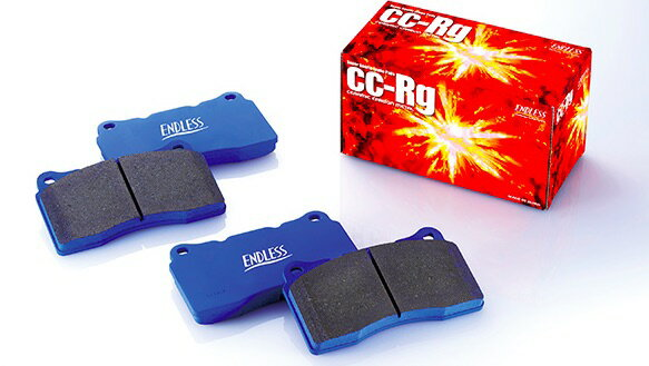 ENDLESS ブレーキパッド CCRG フロント ホンダ S-MX H8.11〜 排気量2000〜 RH1/2 EP270CCRG