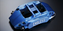 ENDLESS ブレーキキャリパー システムインチアップキット 6POT&Racing4 Version2(フロント/リアセット) 370×34 332×30 ニッサン スカイライン BNR32 (純正ブレンボキャリパー装着車) ECFXBNR32V