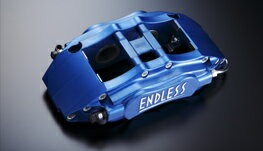 ENDLESS ブレーキキャリパー システムインチアップキット Racing4(リア専用) 332×30 ニッサン スカイライン BNR32 (純正ブレンボキャリパー装着車) EC8XBNR32V