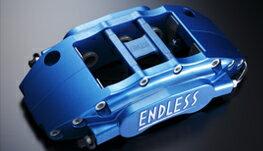 ENDLESS ブレーキキャリパー システムインチアップキット Racing6 370×34 ニッサン スカイライン BNR32 (純正ブレンボキャリパー装着車) EC7XBNR32V
