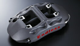 ENDLESS ブレーキキャリパー システムインチアップキット RacingMONO4 355×32 ニッサン スカイライン BNR32 (純正ブレンボキャリパー装着車) ED4XBNR32V