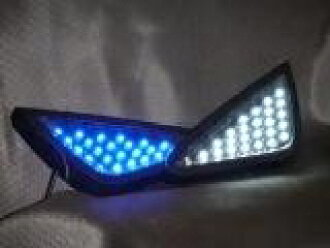 Junack/쥬낙크 LED 범퍼 가이드 라이트 화이트 렉서스 IS250/350 05.08-08. 08 LBGL1W