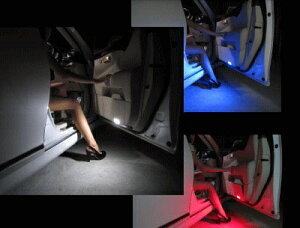 Junack/ジュナック LEDドアランプ ブルー トヨタ クラウン 20・系 DL1B