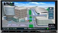 ケンウッドカーナビ彩速ナビ7型MDV-S708専用ドラレコ連携無料地図更新/フルセグ/Bluetooth/Wi-Fi/Android&iPhone対応/DVD/SD/USB/ハイレゾ/VICS/タッチパネル