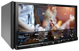 パイオニア 7V型ワイドVGAモニター/DVD-V/VCD/CD/Bluetooth/USB/チューナー・DSPメインユニット FH-7400DVD 4988028396021