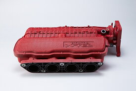 SPOON インテークチャンバー、レッド 17110-GE8-R00 HONDA フィット GE8 RS